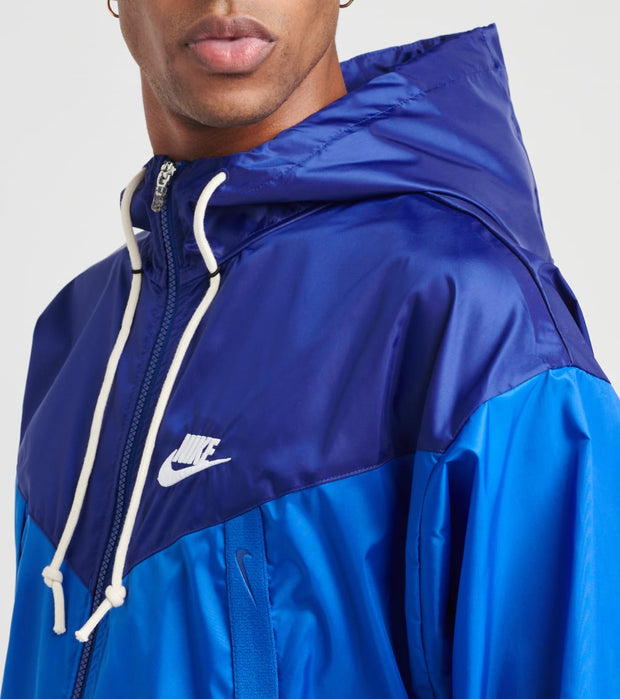 Nike  NSW Windrunner Jacket  Blue - CU4513-455 | Jimmy Jazz