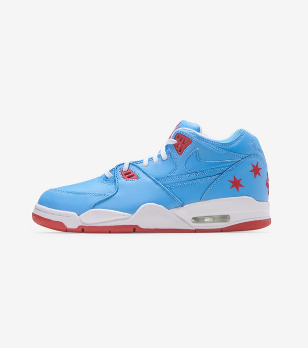 "Nike  Air Flight 89 ""Chicago""  Blue - CU4831-406 