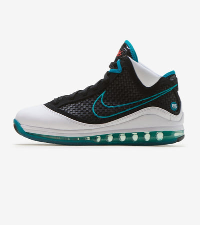 "Nike  Lebron VII QS ""Red Carpet""  White - CU5133-100 