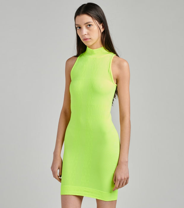 Nike  NSW Sleeveless Dress  Yellow - CU5411-702 | Jimmy Jazz