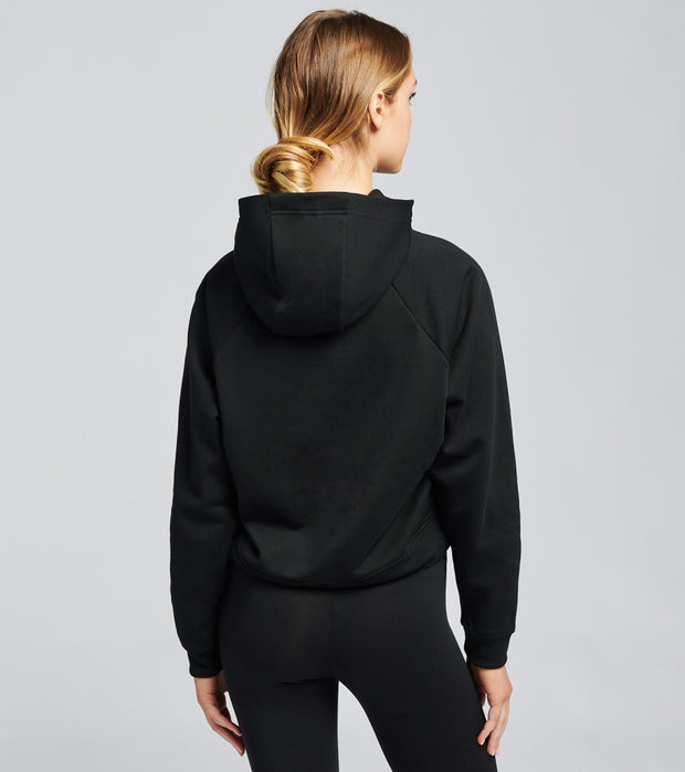 Nike  NSW Swoosh Fleece Hoodie  Black - CU5676-010 | Jimmy Jazz