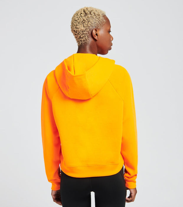 Nike  NSW Swoosh Fleece Hoodie  Orange - CU5676-803 | Jimmy Jazz
