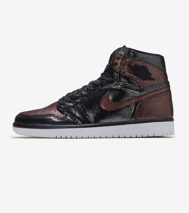 "Jordan  Air Jordan 1 Hi OG QS ""Fearless""  Black - CU6690-006 