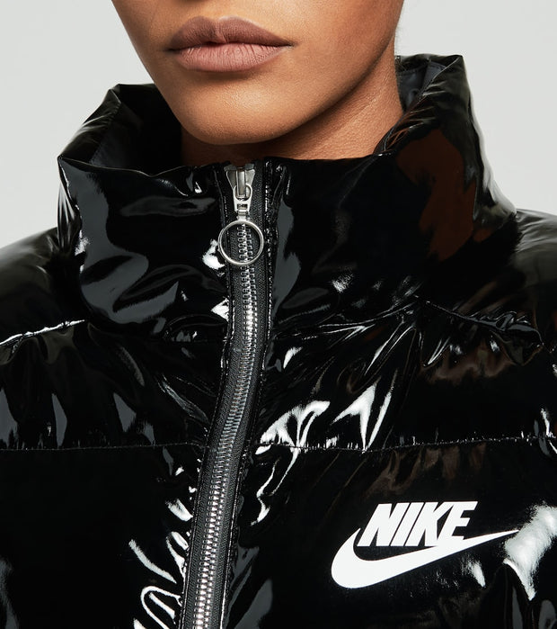 Nike  NSW Icon Clash Synthetic Jacket  Black - CU6712-010 | Jimmy Jazz