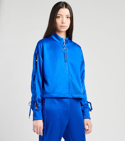 Nike  NSW Sisterhood Track Jacket  Blue - CU6789-405 | Jimmy Jazz