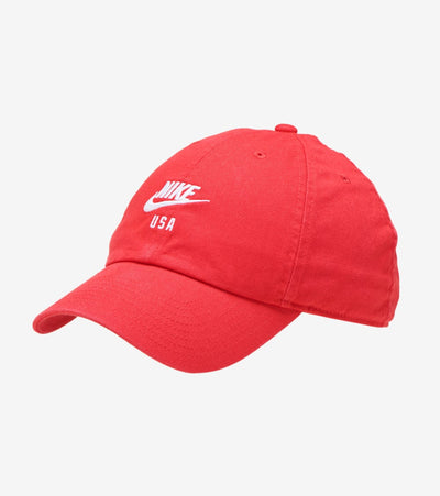 Nike  H86 USA Dad Hat  Red - CU8103-688 | Jimmy Jazz