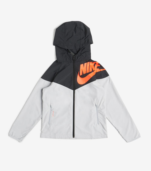 Nike  Boys NSW Windrunner Jacket  Black - CU9301-014 | Jimmy Jazz