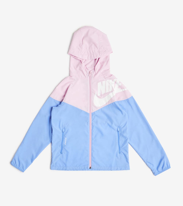 Nike  Girls NSW Windrunner Jacket  Pink - CU9301-676 | Jimmy Jazz