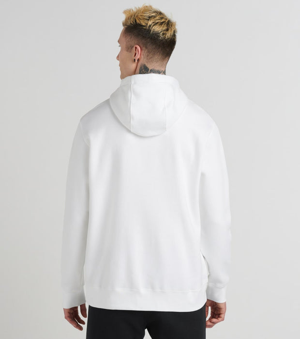 Nike  Brooklyn Big Verbiage Pullover Hoody  White - CV0184-100 | Jimmy Jazz