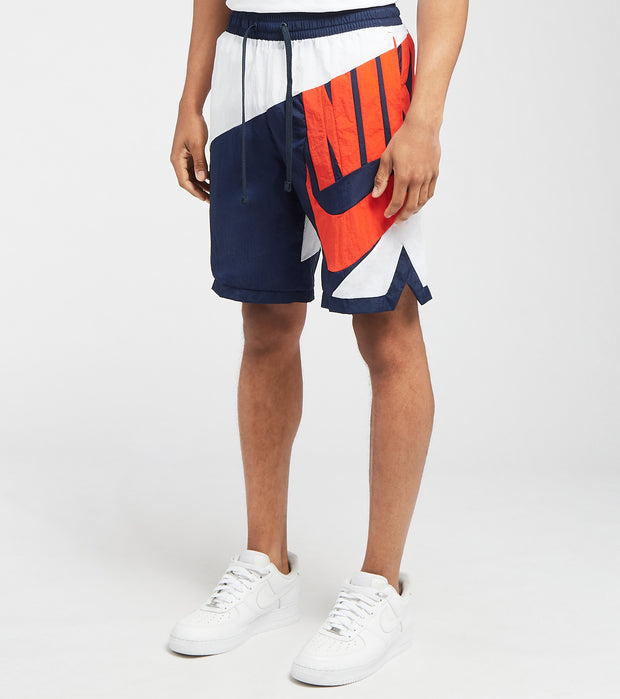 Nike  Nike Throwback Futura Shorts  White - CV1829-101 | Jimmy Jazz