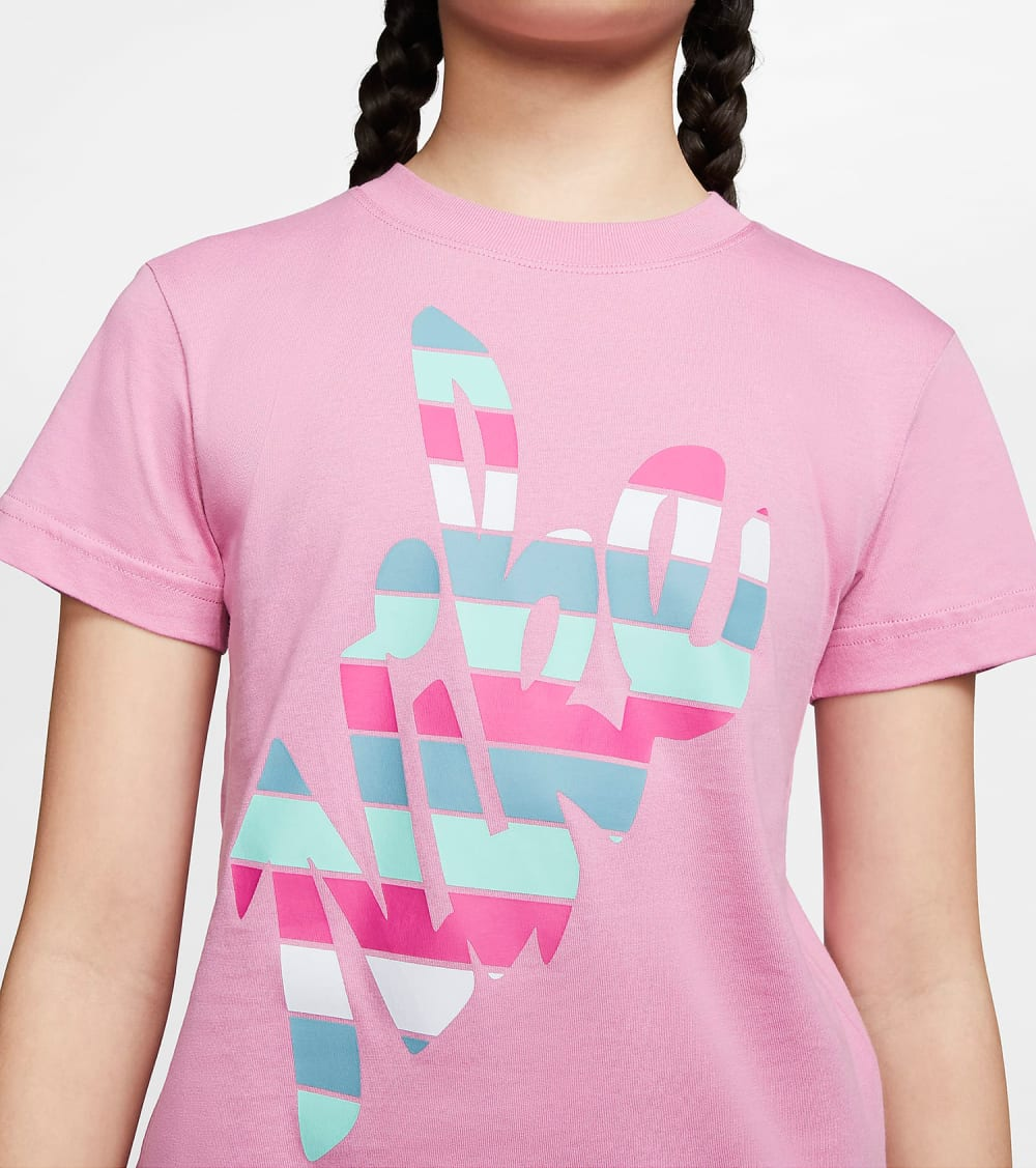 Nike Girls Outside Tee