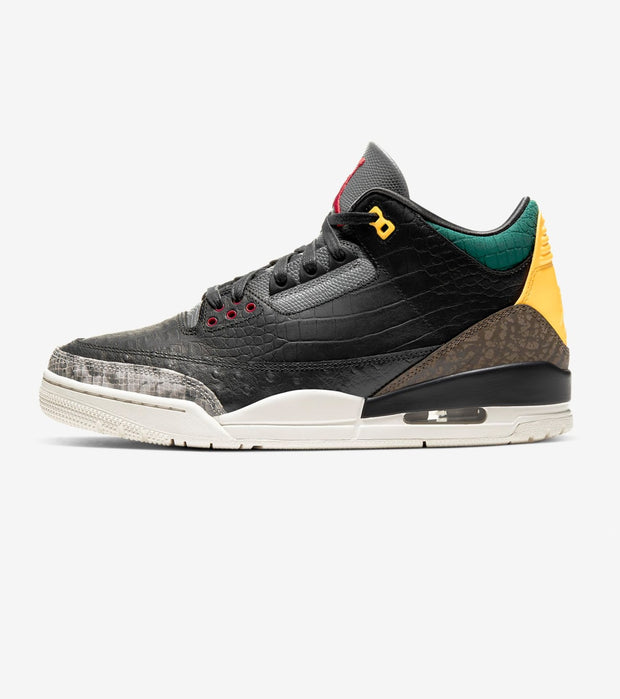 Jordan  Air Jordan 3 Retro SE Animal Instinct 2  Black - CV3583-003 | Jimmy Jazz