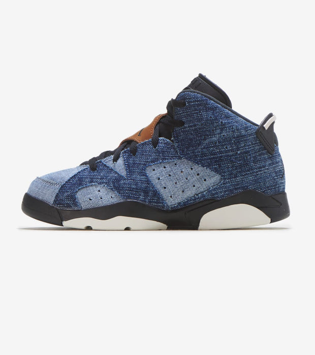 "Jordan  Air Jordan 6 Retro ""Washed Denim""  Blue - CV5487-401 