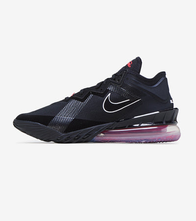 Nike  LeBron XVIII Low  Black - CV7562-001 | Jimmy Jazz