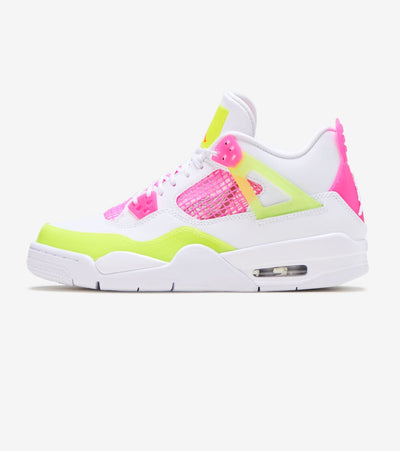 Jordan  Air Jordan 4 Retro SE Lemon Venom  Multi - CV7808-100 | Shin