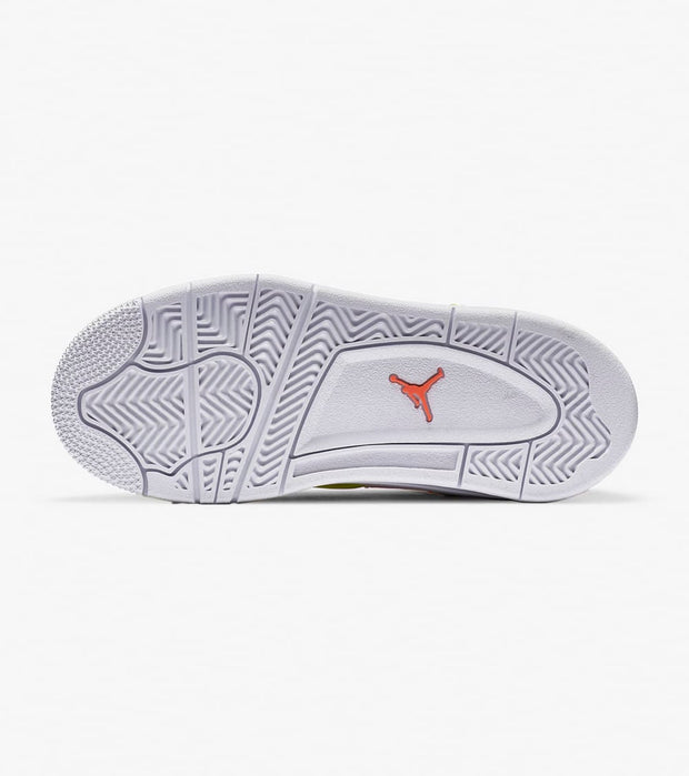 Jordan  Retro 4 SE Lemon Venom  White - CV7809-100 | Jimmy Jazz