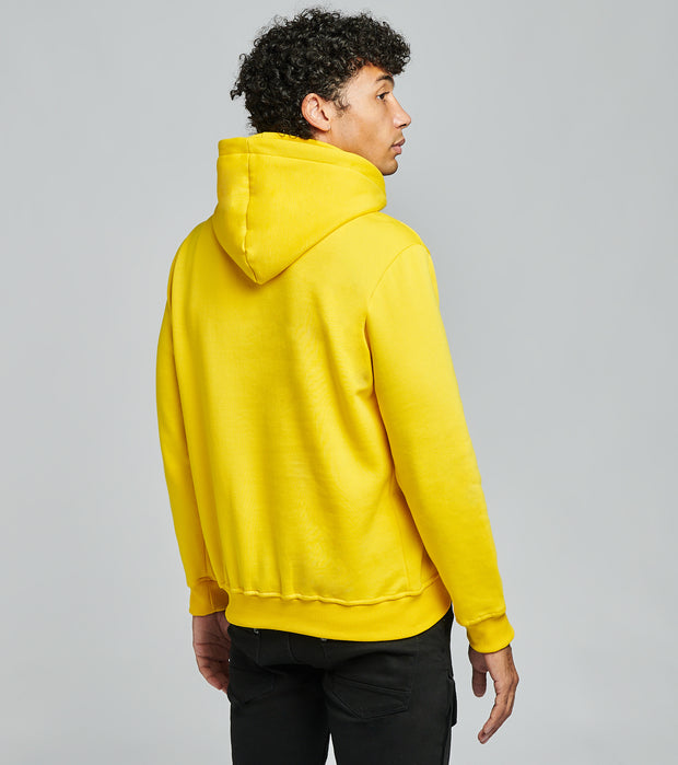 Reason  If You're Reading This Pull Over Hoodie  Yellow - CVMH13-YLW | Jimmy Jazz