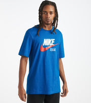 Nike  NSW Nike City Tee  Blue - CW0839-477 | Jimmy Jazz