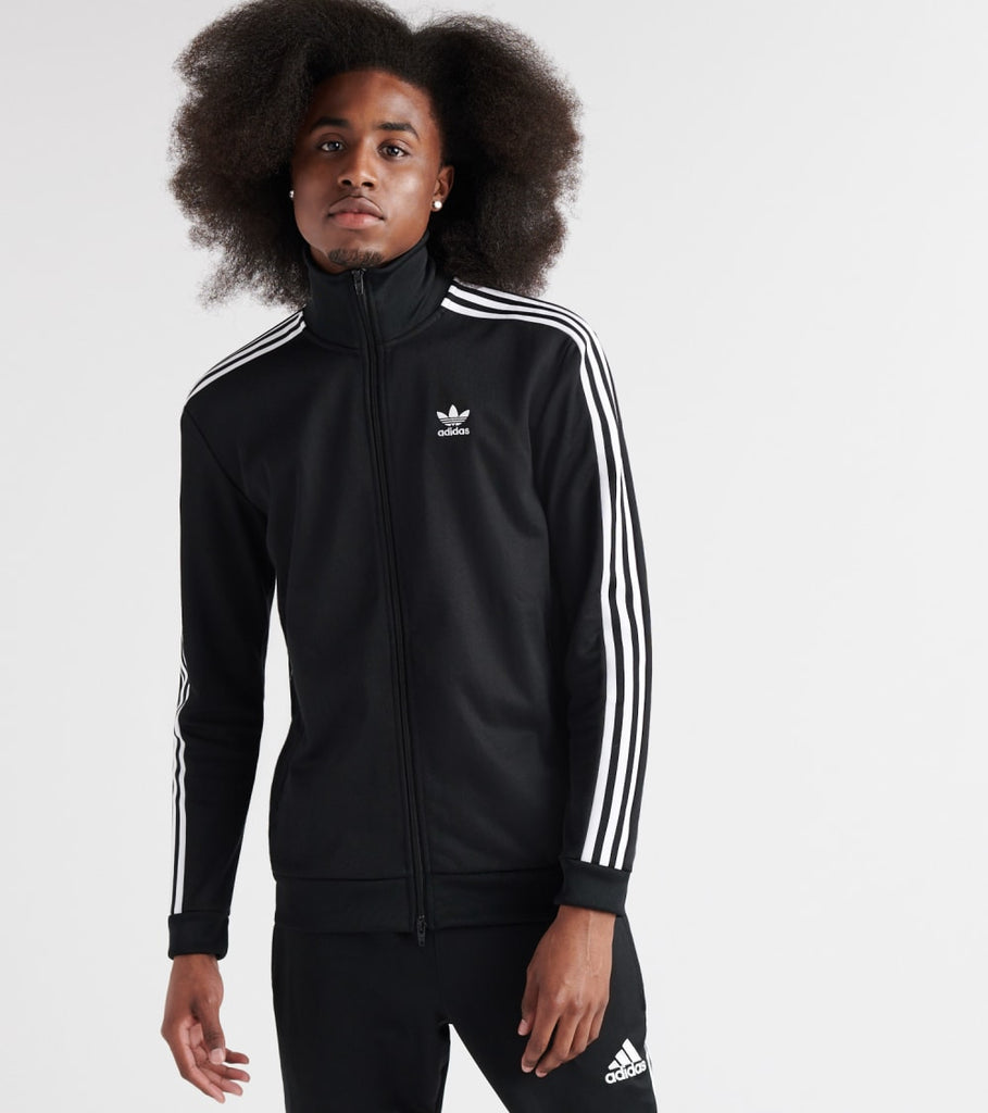 Martin Luther King Junior Reembolso cabina  Adidas Beckenbauer Track Jacket (Black) - CW1250-001 | Jimmy Jazz