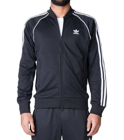 Adidas  SST Track Top  Black - CW1256-001 | Jimmy Jazz