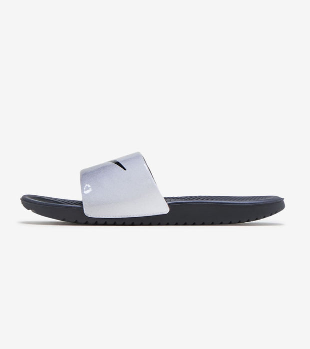 Nike  Kawa Slide SE  White - CW1656-001 | Jimmy Jazz