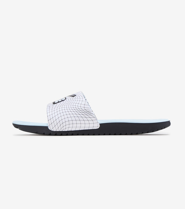 Nike  Kawa Slide SE  White - CW1657-100 | Jimmy Jazz