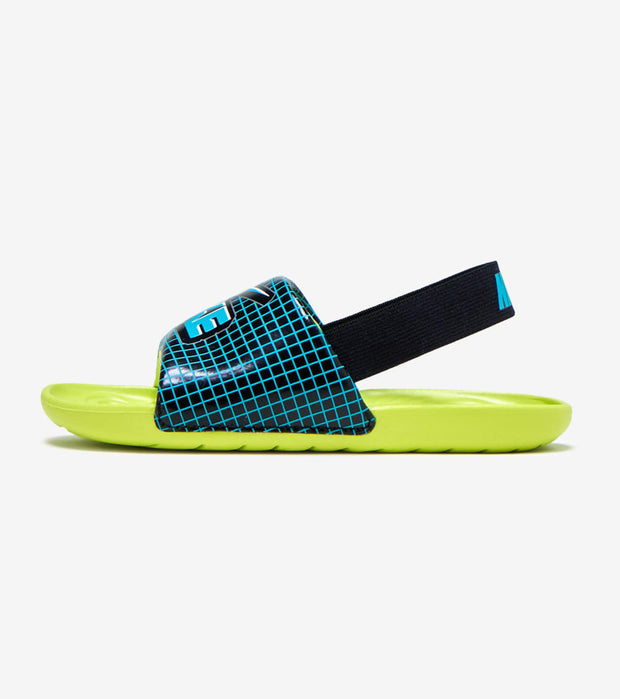 Nike  Kawa Slide SE  Black - CW1658-001 | Jimmy Jazz
