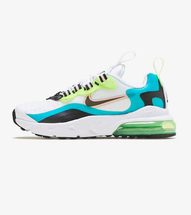 Nike  Air Max 270 React SE Oracle Aqua  White - CW2211-300 | Jimmy Jazz