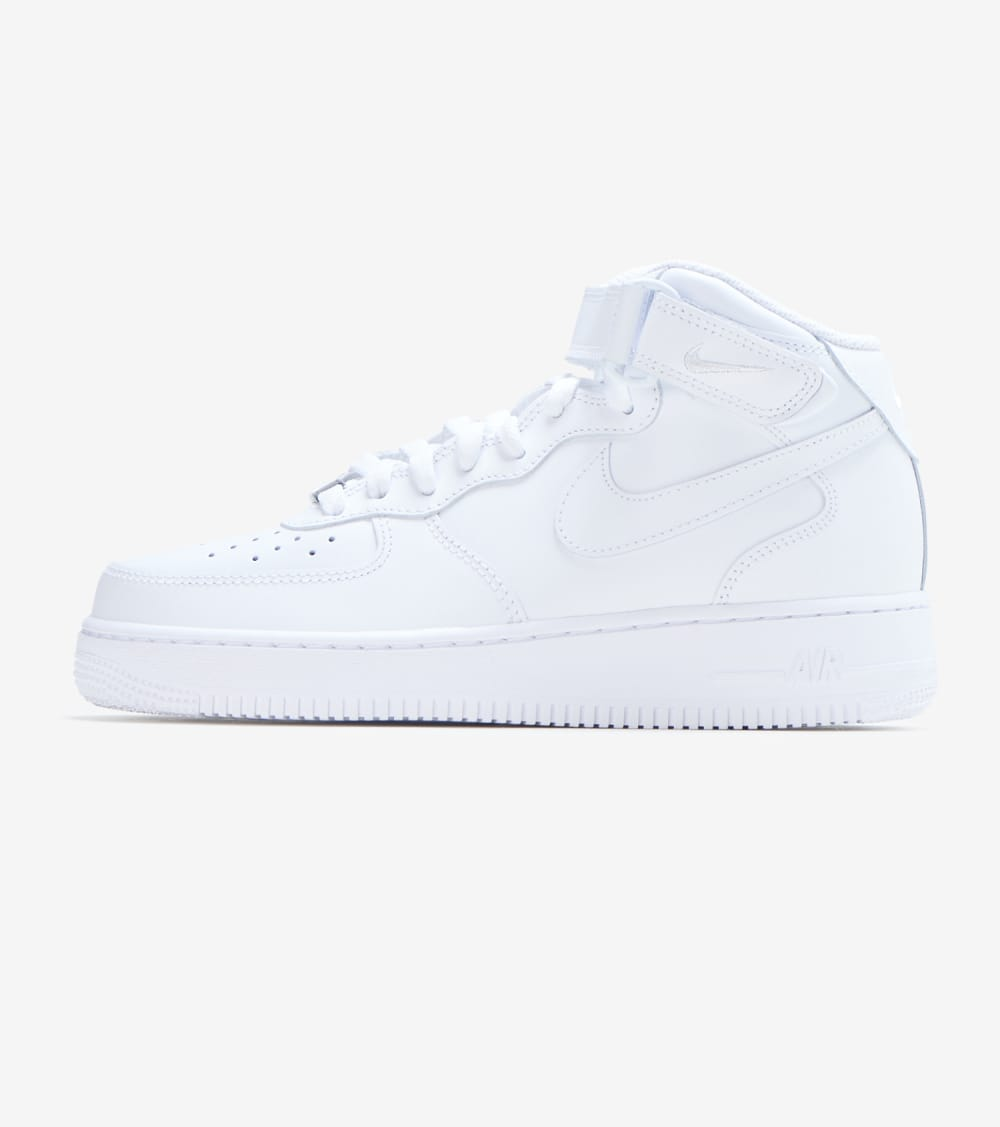Nike  Air Force 1 Mid 07  White - CW2289-111 | Aractidf