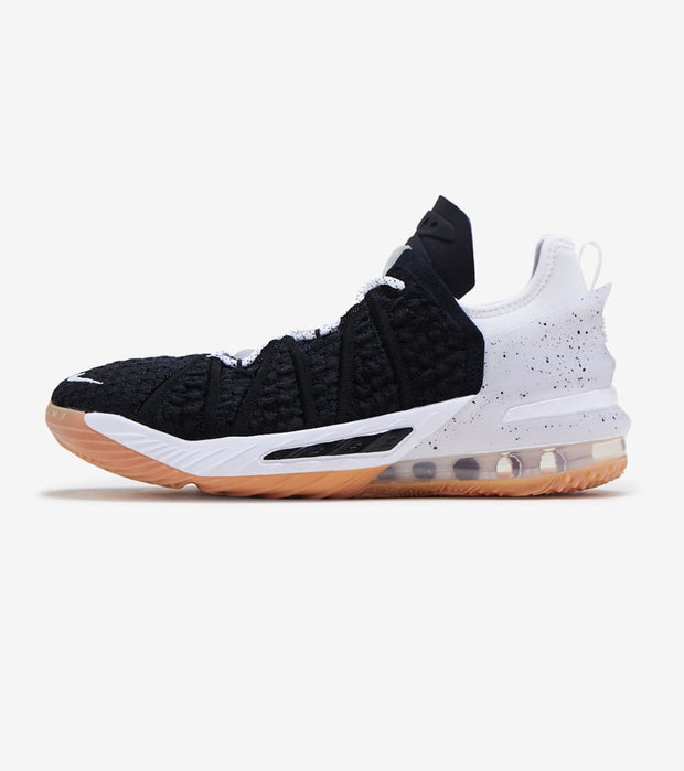 Nike  LeBron XVIII  Black - CW2760-007 | Jimmy Jazz