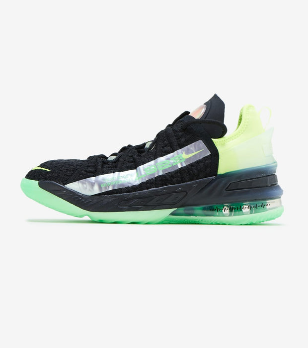 Nike  Lebron XVIII Grade School  Black - CW2760-009 | Jimmy Jazz