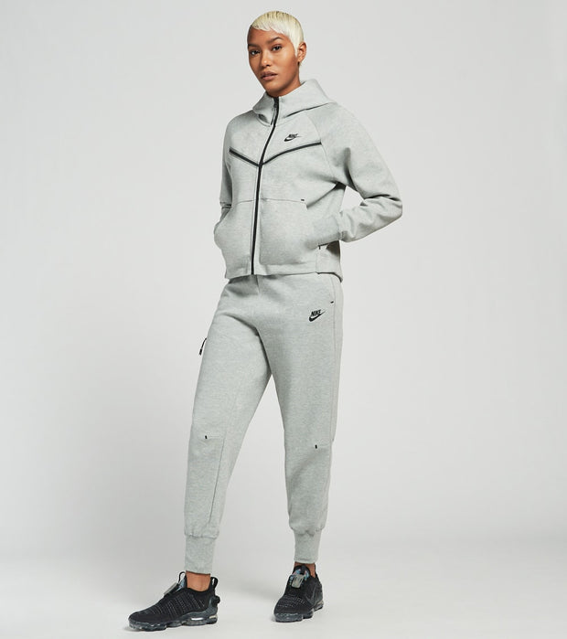 Nike  NSW Tech Fleece Full-Zip Hoodie  Grey - CW4298-063 | Aractidf