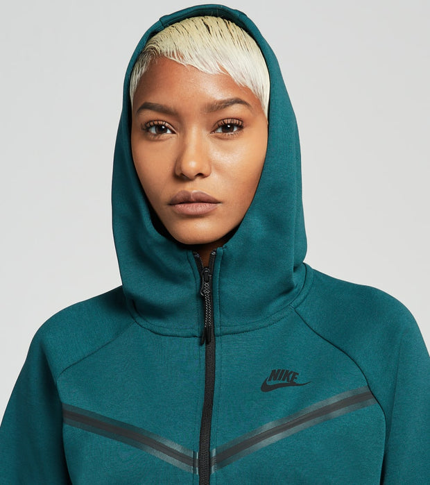 Nike  NSW Tech Fleece Hoodie  Green - CW4298-300 | Aractidf