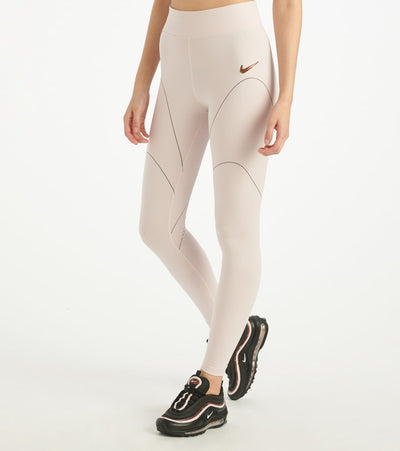 Nike  NSW Legasee Tortoise Tights  Pink - CW4740-699 | Jimmy Jazz