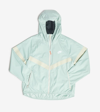 Nike  NSW Synthetic Gravity Windrunner Jacket  Green - CW4748-321 | Jimmy Jazz