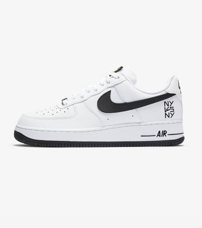 Nike  Air Force 1 07 LV8 NY vs NY  White - CW7297-100 | Aractidf