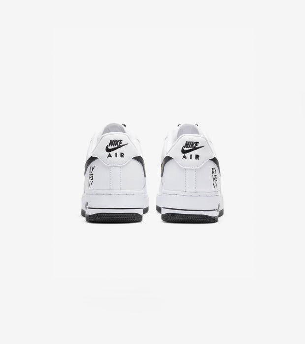 Nike  Air Force 1 07 LV8 NY vs NY  White - CW7297-100 | Jimmy Jazz