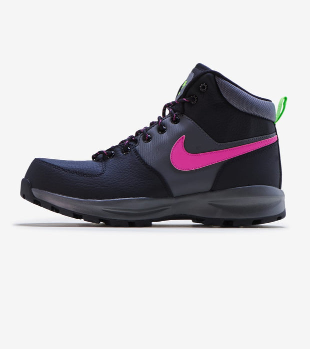 Nike  Manoa Leather Boot  Black - CW7360-001 | Jimmy Jazz