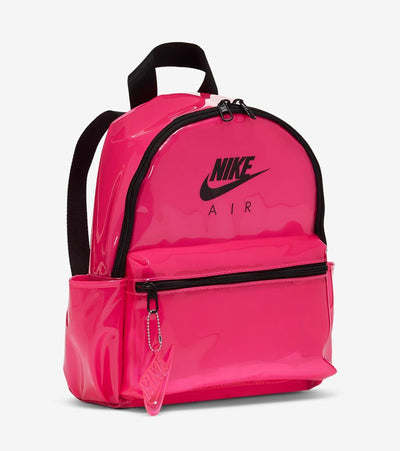 Nike  Just Do It Mini Clear Backpack  Pink - CW9258-607 | Jimmy Jazz