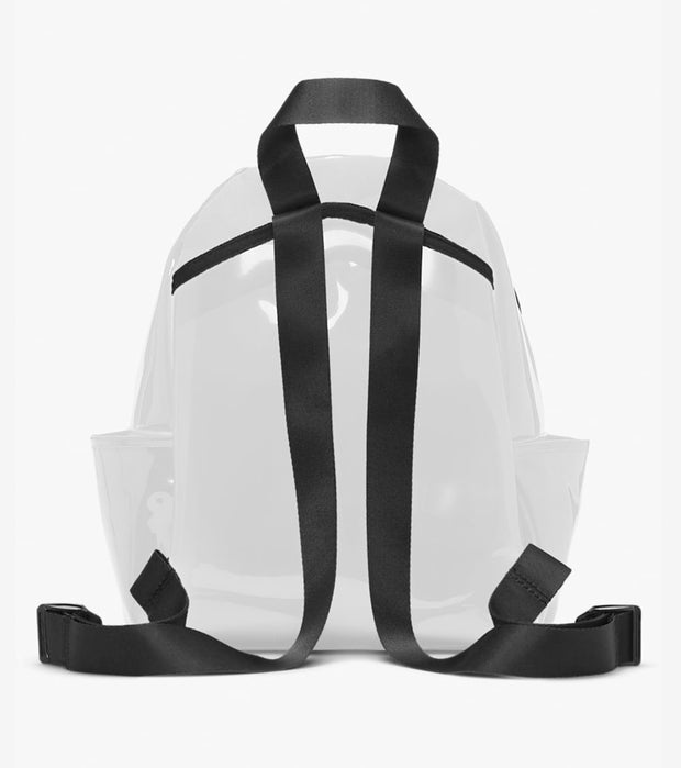 Nike  Just Do It Mini Clear Backpack   Black - CW9258-975 | Jimmy Jazz