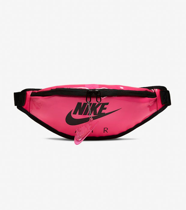 Nike  Heritage Hip Pack Clear  Pink - CW9259-607 | Jimmy Jazz
