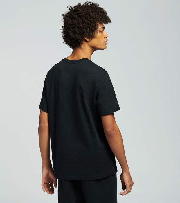 Jordan  AJ1 Shoe Crew Short Sleeve Tee   Black - CZ0432-010 | Jimmy Jazz