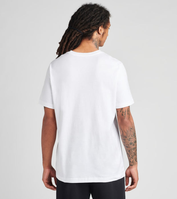 Jordan  Air Jordan 1 Crew Neck Tee  White - CZ0432-100 | Jimmy Jazz