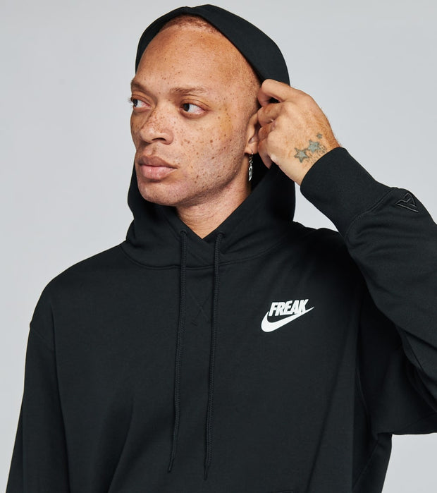 Nike  Giannis Pullover Hoodie  Black - CZ0439-010 | Jimmy Jazz