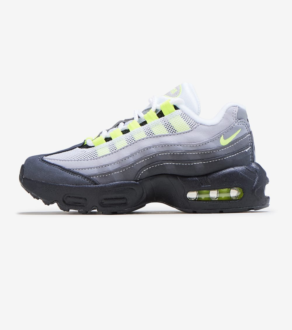 Nike  AIR MAX 95 OG Neon  Black - CZ0948-001 | Jimmy Jazz