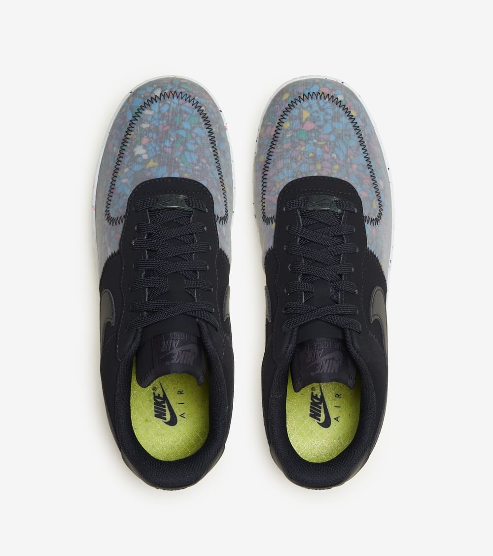 Nike  Air Force 1 Crater  Black - CZ1524-002 | Aractidf