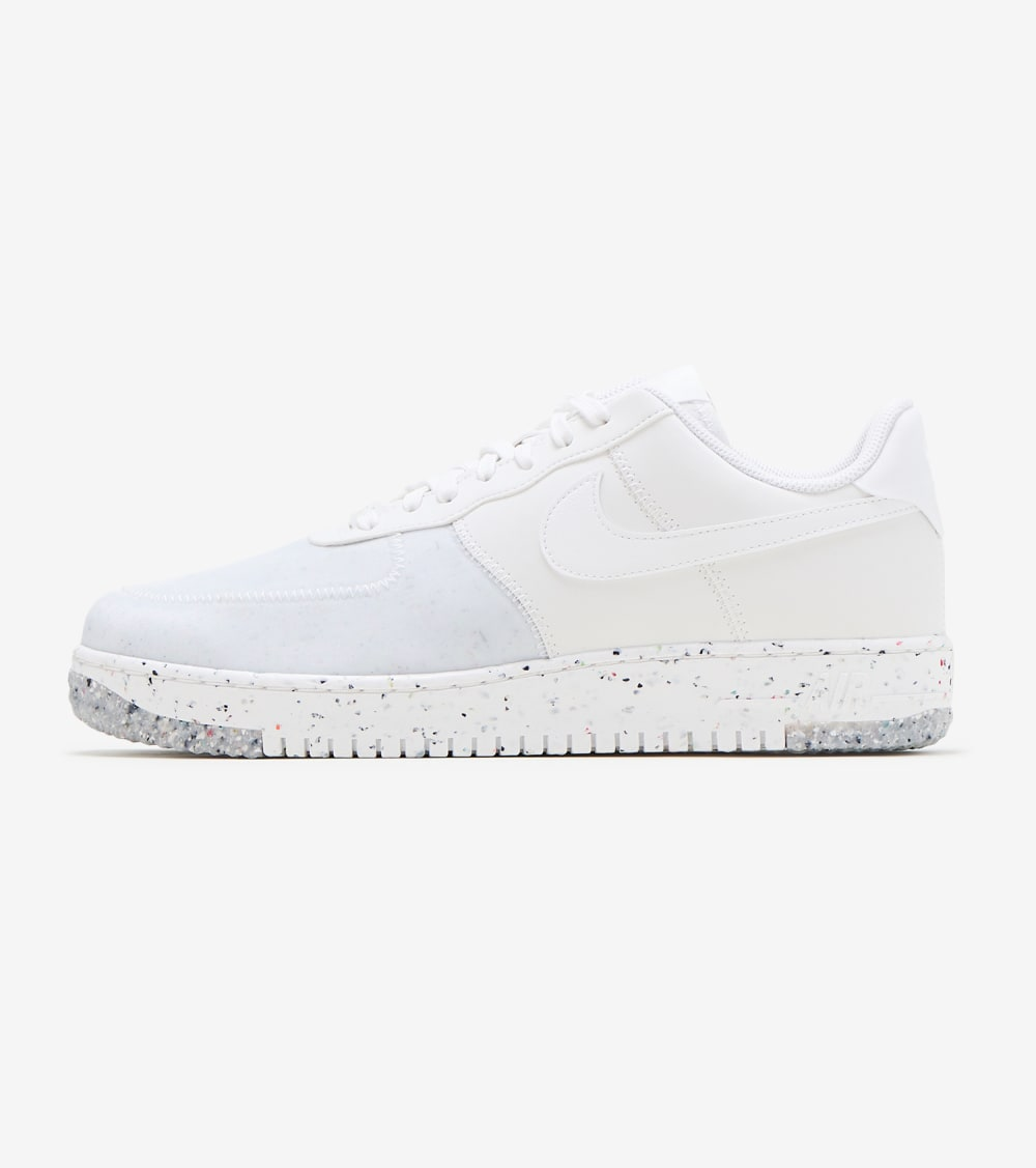 Nike  Air Force 1 Crater  White - CZ1524-100 | Aractidf