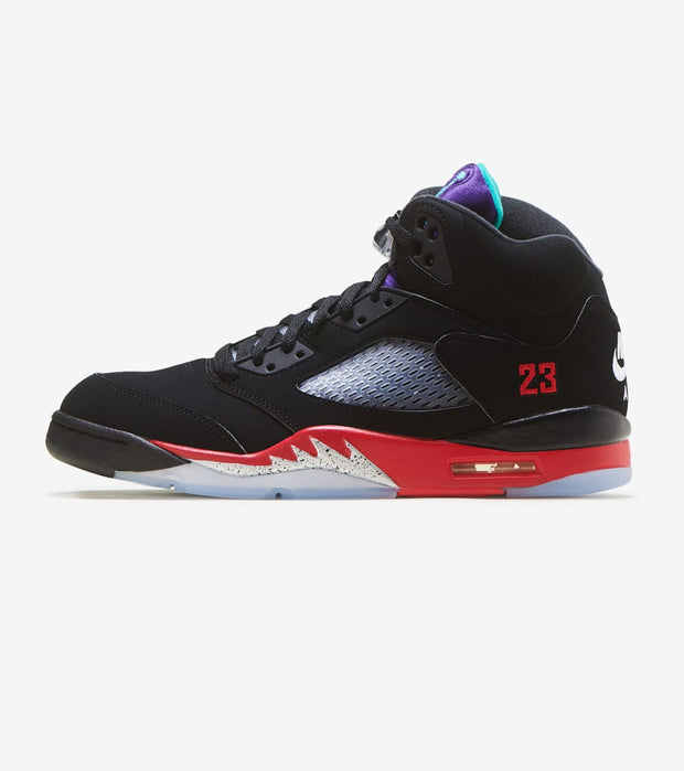 Jordan  Air Jordan 5 Retro Top 3  Black - CZ1786-001 | Jimmy Jazz