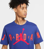 Jordan  MJ Sport DNA Stretched Tee  Blue - CZ1880-455 | Jimmy Jazz