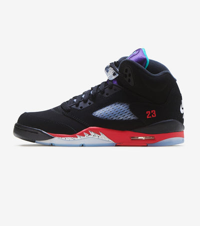 Jordan  Air Jordan 5 Retro Top 3  Black - CZ2989-001 | Jimmy Jazz